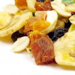 Mix dried fruits — Stock fotografie