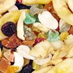 Mix dried fruits — Stock Photo
