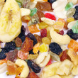 Mix dried fruits — Stock Photo #7743452