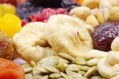 Frutta secca — Foto Stock