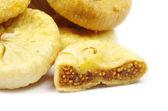 Sušené fíky — Stock fotografie