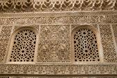 Kijk in alhambra, granada — Stockfoto