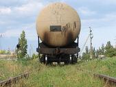 Cistern — Stok fotoğraf