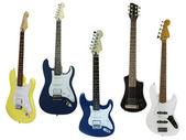 Guitars — Stok fotoğraf