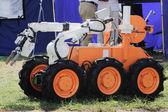 Robot-sapper — Stock Photo