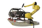 Robot de soudage — Photo