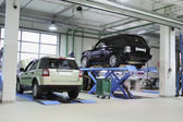 Reparatie garage — Stockfoto
