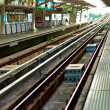 BANGKOK BTS Skytrain - Stock Photo