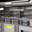 Rack servers — Stock fotografie