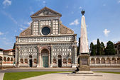 Basilica of Santa Maria Novella — Stock Photo