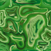 Structure of a mineral malachite seamless pattern. — Stock Photo