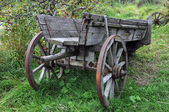 Old Cart — Foto de Stock