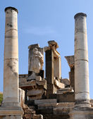 Tomb of Memmius in Ephesus — Stock Photo