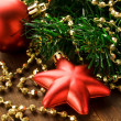 Christmas background — Stock Photo #6876070