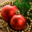 Christmas background — Stock Photo #6994541