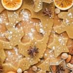 Christmas baking — Stock Photo #7149328