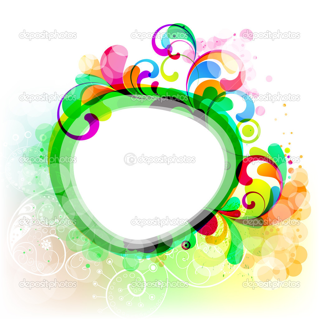 Abstract frame - Stock Illustration