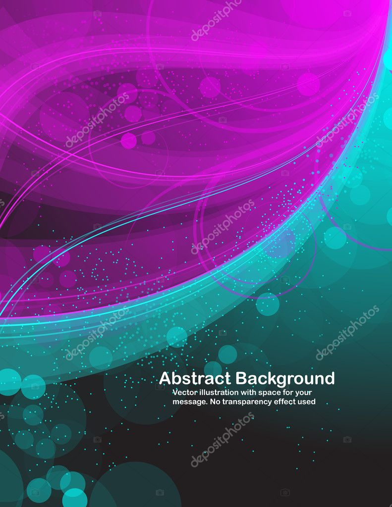 Abstract colorful bright background  Stock Vector #6920245