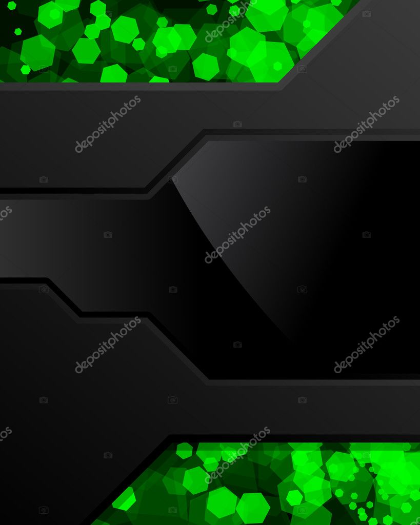 Luxury background with space for your message — Stock Vector #6927665