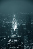 NYC nightly — Stockfoto