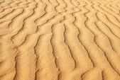 Sandy waves — Stock Photo