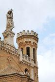 ノートルダム寺院エルサレムの神聖なメリー. — ストック写真