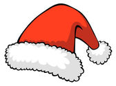 Santa hat — Stock Vector