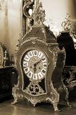Relógio antigo — Foto Stock