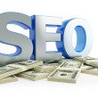 SEO dollar — Stockfoto #7622113
