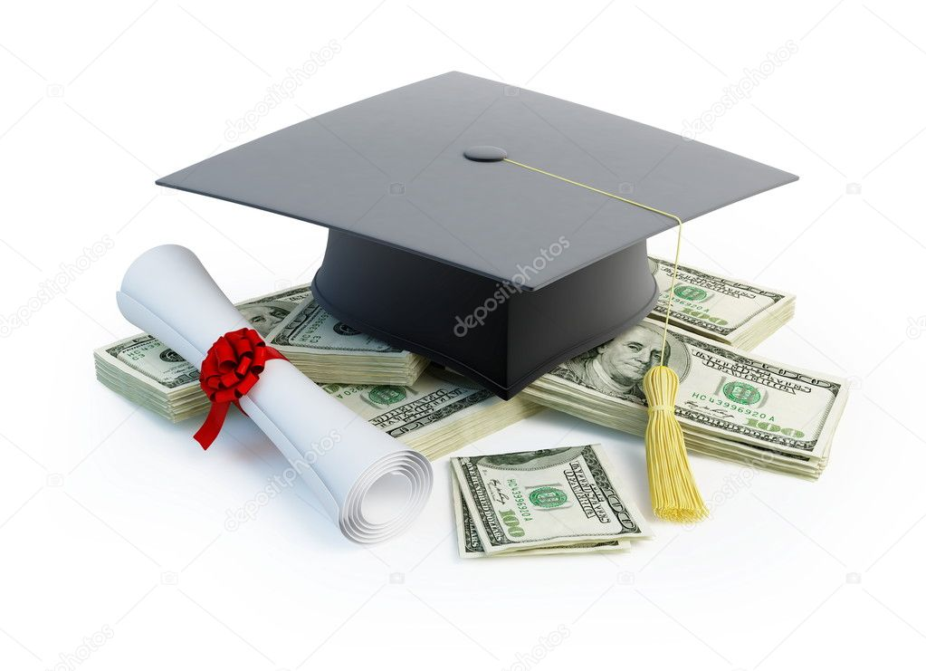 Price Leaving Certificate or training — Stock Photo #7623581