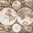 Stock Photo: High-quality Antique Map - Frederick De Wit, 1668