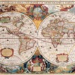 Stock Photo: High-quality Antique Map - Henricus Hondius, 1630