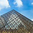 Louvre Museum - Stock Photo
