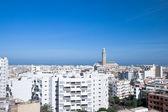 Casablanca - Mosque Hassan II — Stock Photo