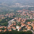 Stock Photo: San-Marino - Bird-eye view
