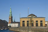 Landscape in Copenhagen — Stock fotografie