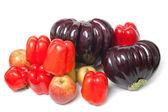 Frutas y verduras maduras — Foto de Stock