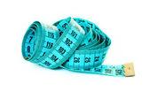 Tailor measuring tape — Stock Photo