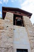 Dzwonnica kościoła ogród getsemani — Zdjęcie stockowe