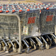 Shopping carts — Stock Photo #7894367
