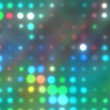 Colorful dots background - Stock Photo
