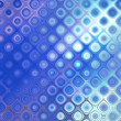Colorful dots background — Stock fotografie