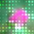 Colorful dots background - Foto Stock