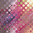 Colorful dots background - Stock fotografie