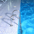 Swimming pool close up — Stock Photo #7861363