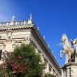 Capitoline Hill, Rome — Stock Photo