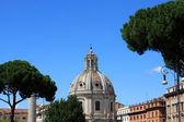 Fórum trajan, řím — Stock fotografie