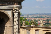 Villa d`Este, Tivoli — Stock Photo