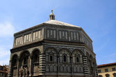 Florence baptistery — Stock Photo