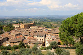 San Gimignano, Italy — Stock Photo
